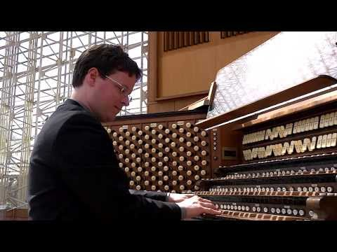 Paul Jacobs' Perspectives on the Hazel Wright Organ