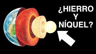 ¿Cómo sabemos de qué está hecho el centro de la Tierra?
