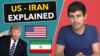 USA vs Iran | Explained by Dhruv Rathee