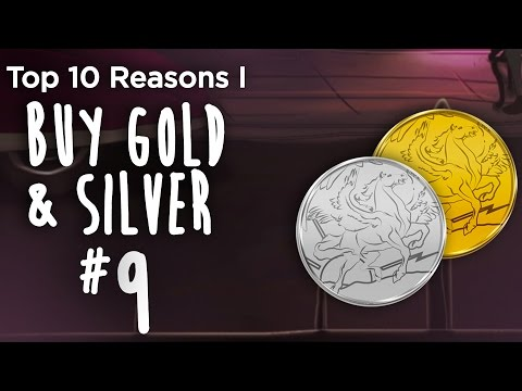 Top 10 Reasons I Buy Gold & Silver (#9) The Current State Of The Global Economy