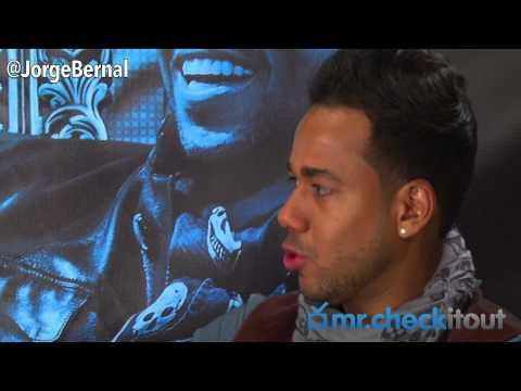 Exclusive! Romeo Santos revela quien es su amor!