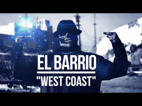 """West Coast"" - El Barrio  Rap Beat Hip Hop Instrumental by Iceman tbm"