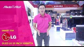Smart Tivi OLED LG 55 inch 55B8PTA - Hình ảnh sắc nét, âm thanh sống động
