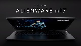 DELL AlienWare M17 Powerful Nvidia Geforce Graphics