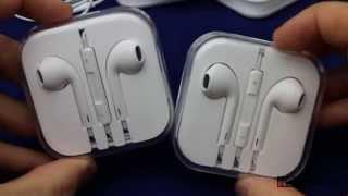 Как отличить оригинальную гарнитуру Apple Earpods от копии (реплики, подделки)(, 2015-11-06T10:12:49.000Z)