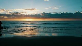 Piha Beach New Zealand Mavic Pro drone footage