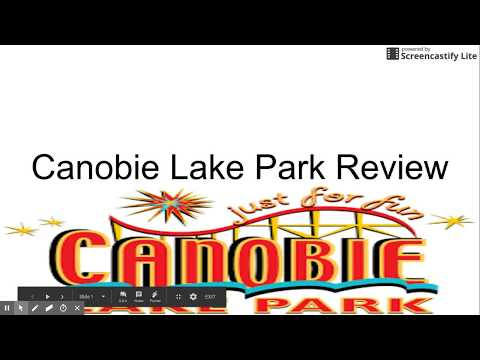 Canobie Lake Review | Small Park in Salem New Hampshire