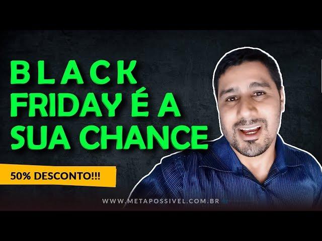 Agora SIM, BlackFriday de VERDADE a Sua Chance de Iniciar Seu Negócio Online Gastando o Mínimo!