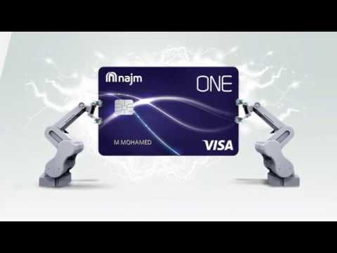 Majid Al Futtaim(Najm) Credit Card in UAE