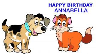 Annabella   Children & Infantiles - Happy Birthday