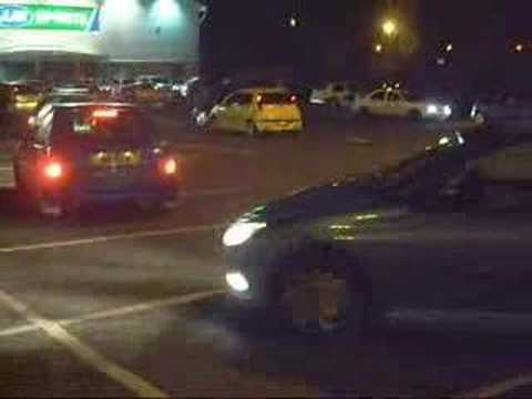 street racing in brum great bridge asda