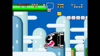 Brad Corrupts: Super Mario World: Volume 3