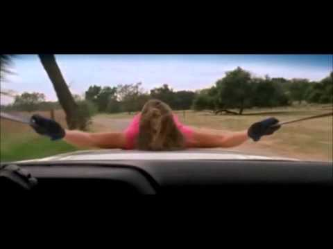 grindhouse death proof chase scene