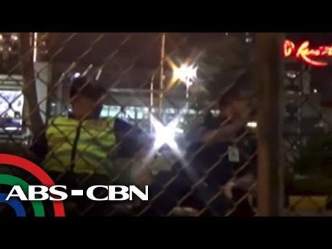 Bandila: 2 airport police, arestado sa pangingikil