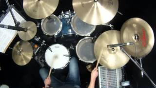 Samba Groove - Drum Lesson - Nate Brown