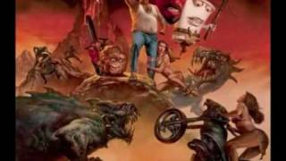 Aqua Teen Hunger Force Colon Movie Film for Theaters - Theme