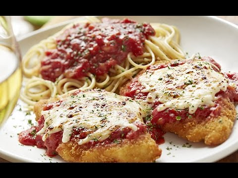 Laker Food Test: Homemade Chicken Parmigiana