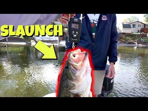 2v2 Fishing CHALLENGE vs. FLAIR w/ NEW PB!!!