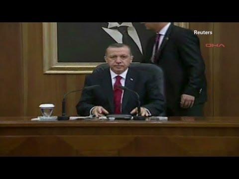 Syria shoots down Turkish jet