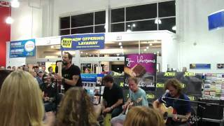 Gin Blossoms - Hey Jealousy (live) acoustic 9-29-10 @ Best Buy in Tempe, AZ