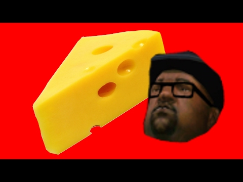 Big Smoke's order but everybody wants cheese and only cheese