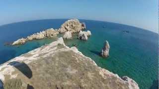 Extreme Paramotor Fun! Paros island (Full HD)