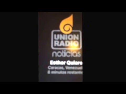 Entrevista al Diputado Williams Davila por Union Radio 6/1/2016