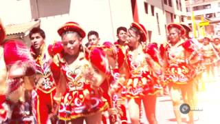 Festividad de la Virgen de Copacabana Huaraz 2015