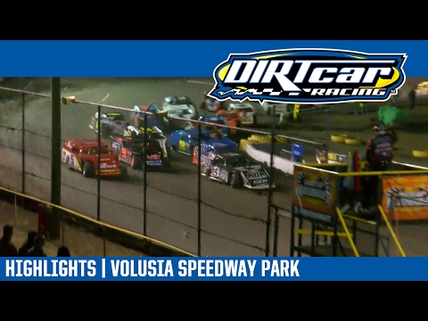 UMP Modifieds Volusia Speedway Park DIRTcar Nationals February 17, 2017 | HIGHLIGHTS