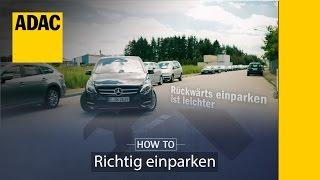 ADAC How To: Aขto richtig einparken | ADAC