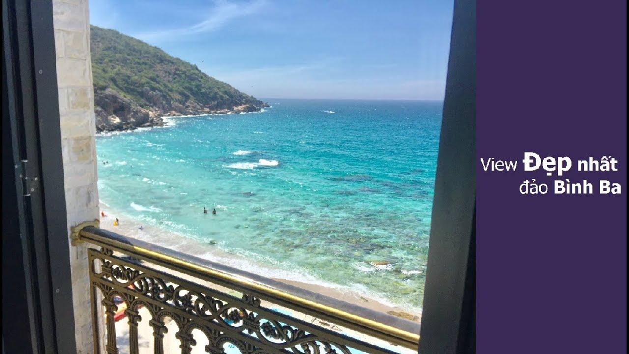 Khách sạn có View đẹp nhất đảo Bình Ba (SEA DREAM HOTEL)- Đặt phòng ngay 0912343912