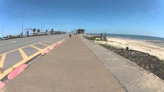 GALVESTON SEAWALL RIDE
