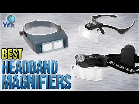 10 Best Headband Magnifiers 2018