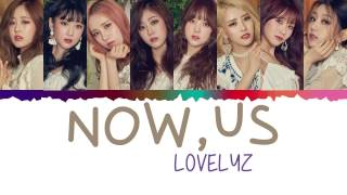 [2.93 MB] Lovelyz (러블리즈) - Now, We (지금, 우리) Lyrics [Color Coded Han Rom Eng]