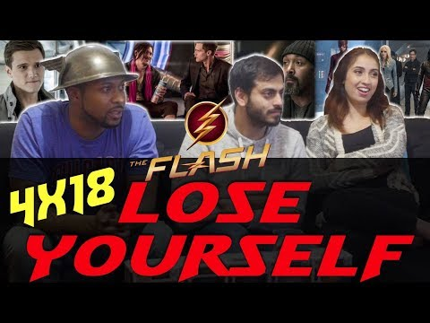 The Flash - 4x18 Lose Yourself- Group Reaction