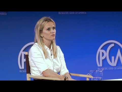 Stand Out and Be Passionate Reese Witherspoon and Bruna Papandrea