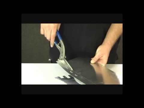 Ножницы по металлу пеликаны ERDI