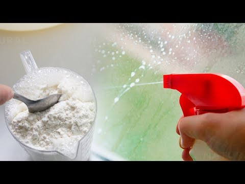 How to Make Homemade Glass Cleaner That Works