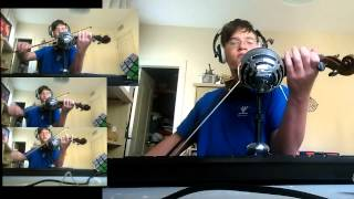 Gravity Falls Violin Cover