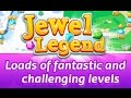 Jewel Legend - Jewel Quest Games - Gameplay IOS