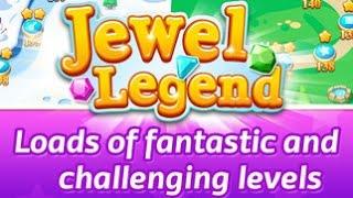 Jewel Legend - Jewel Quest Games - Gameplay IOS