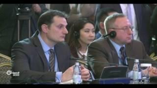 محمد علوش: اختتام الجولة الثانية من مباحثات أستانا بلا اتفقات جديدة