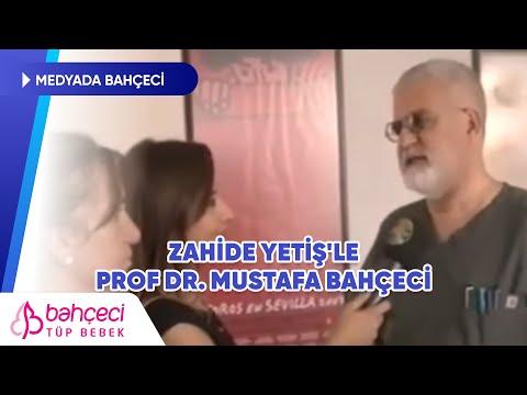 Zahide Yetis Le Prof Dr Mustafa Bahceci