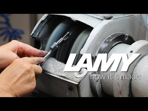 How It's Made - LAMY Fountain Pens