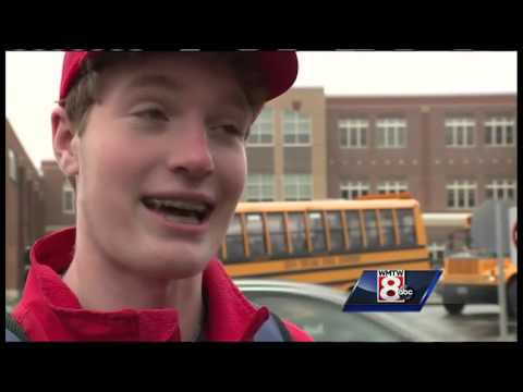 South Portland student's Trump hat ignites school controversy