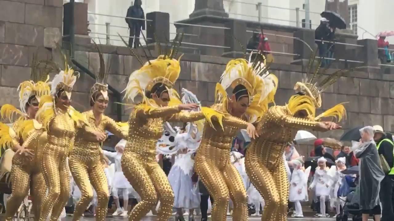 Samba Helsinki
