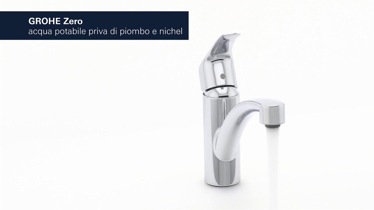 Grohe eurosmart new: rubinetto da cucina ergonomico con pratiche