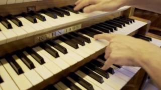 B. RIGHETTI : J. S. BACH, Fuga in D major BWV 532, Saint-François, Lausanne