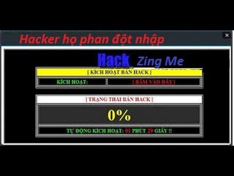 cách hack nick zing me khong can mat khau - Hướng dẫn hack mật khẩu nick Zing Me (HD)