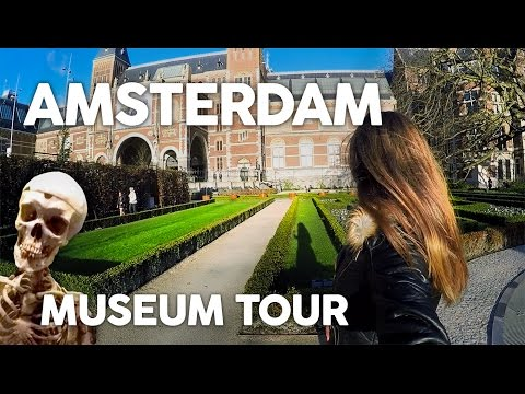 AMSTERDAM CITY // MUSEUM TOUR